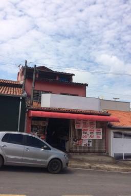ponto de comercio + casa